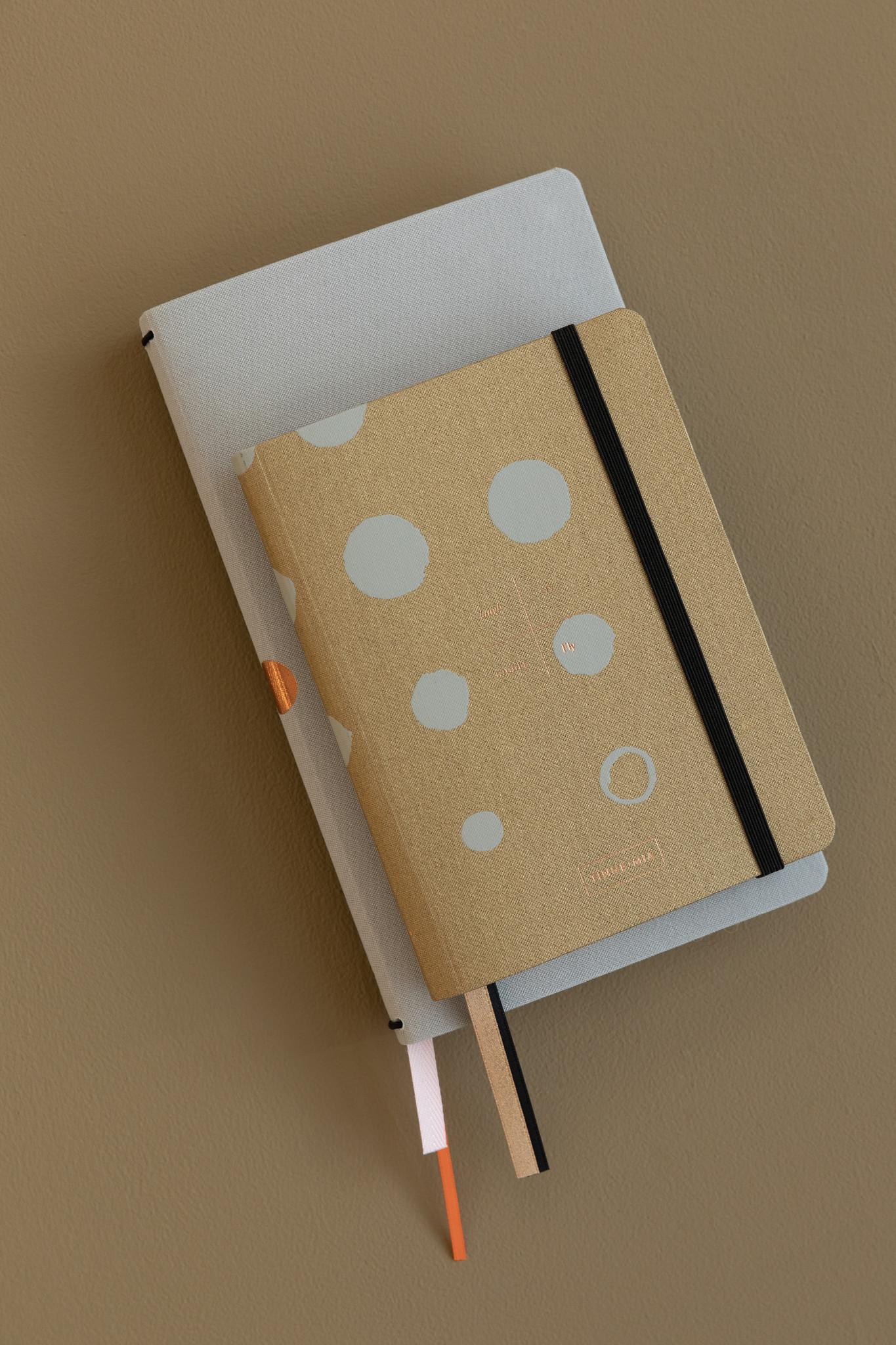 Adress Book - Mustard-2