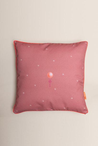 Pillow 'Starry flight'