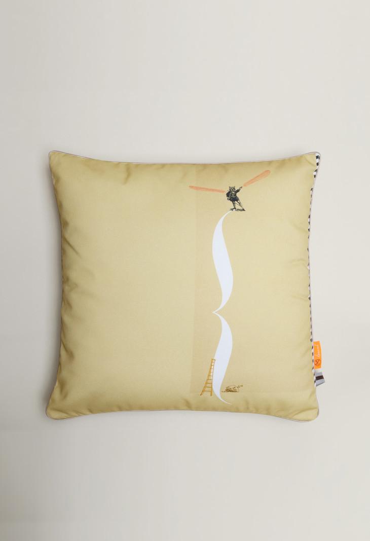 Pillow 'Gille de Binche' from the Loua series