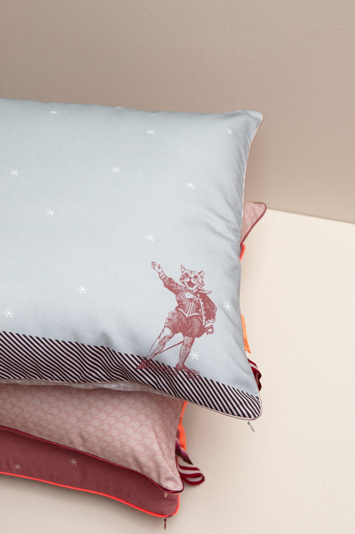 Pillow 'Starry serenade' from the Loua series
