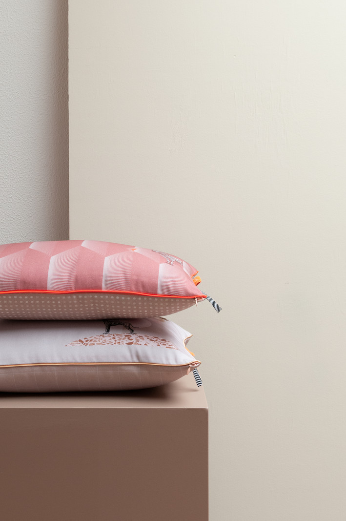Pillow 'Dash Camouflage' from the Loua series
