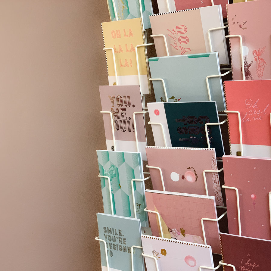 Cards from the Loua collection