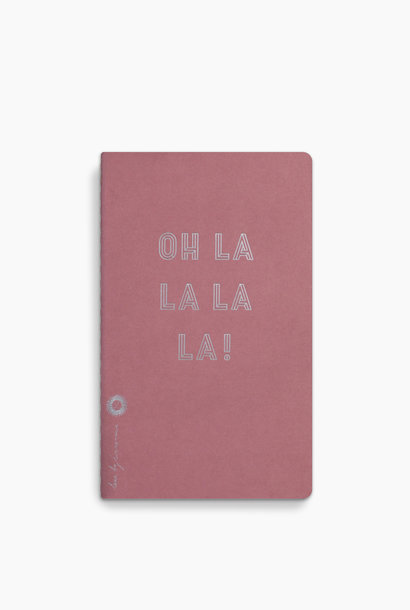 Dot grid notebook Loua - Ohlalalala