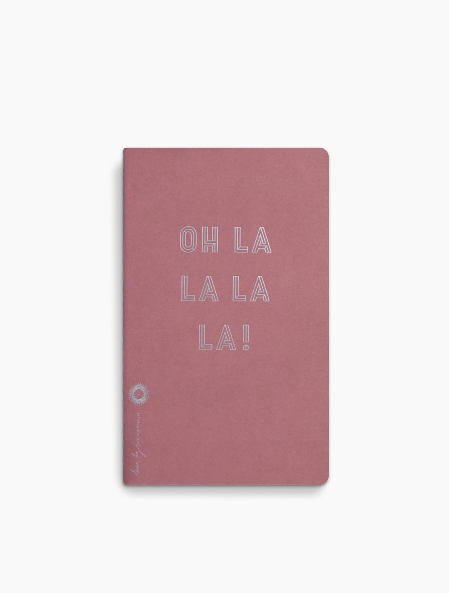 Dot grid notebook Loua - Ohlalalala-1