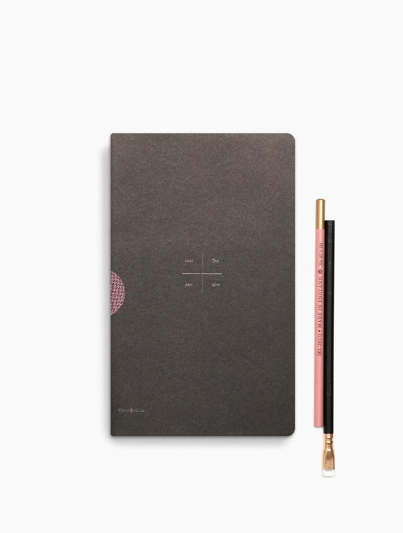 Bullet journal - 13x21cm - Beluga