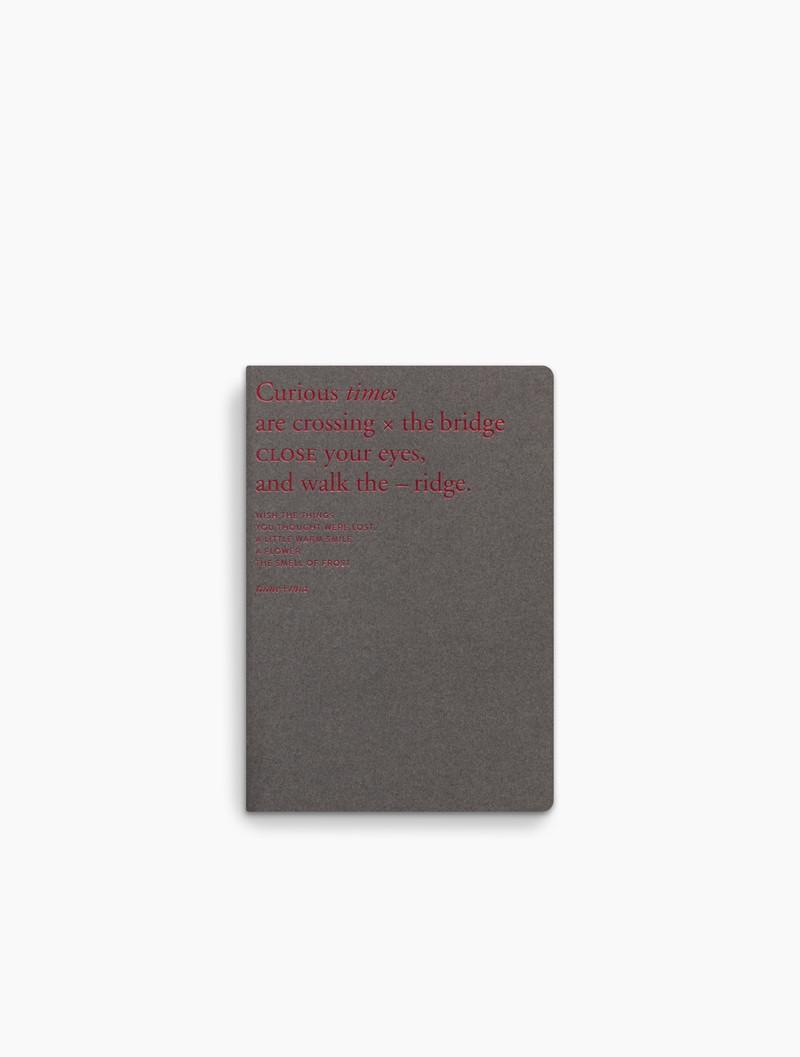 Bullet journal - A6 - Cinnamon Nights