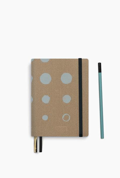 Adress Book - Mustard