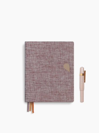 Notitieboek A6 - Rose dust