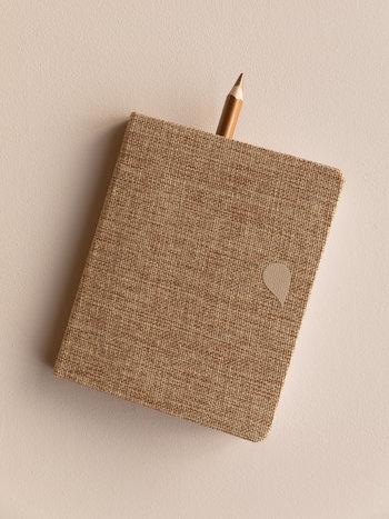 Notitieboek A6 - Fluorite