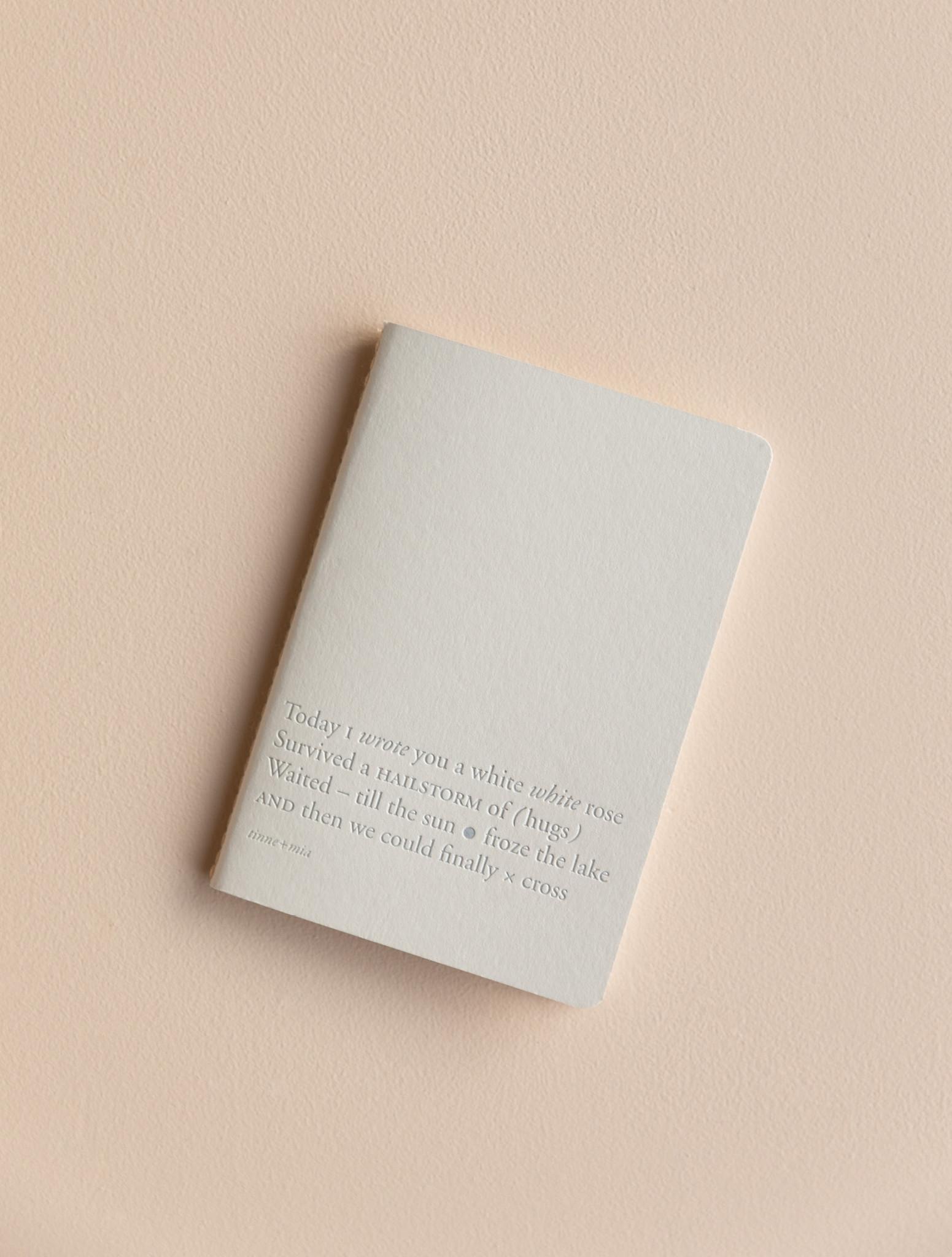 Note Booklet - Cloud Dancer-1