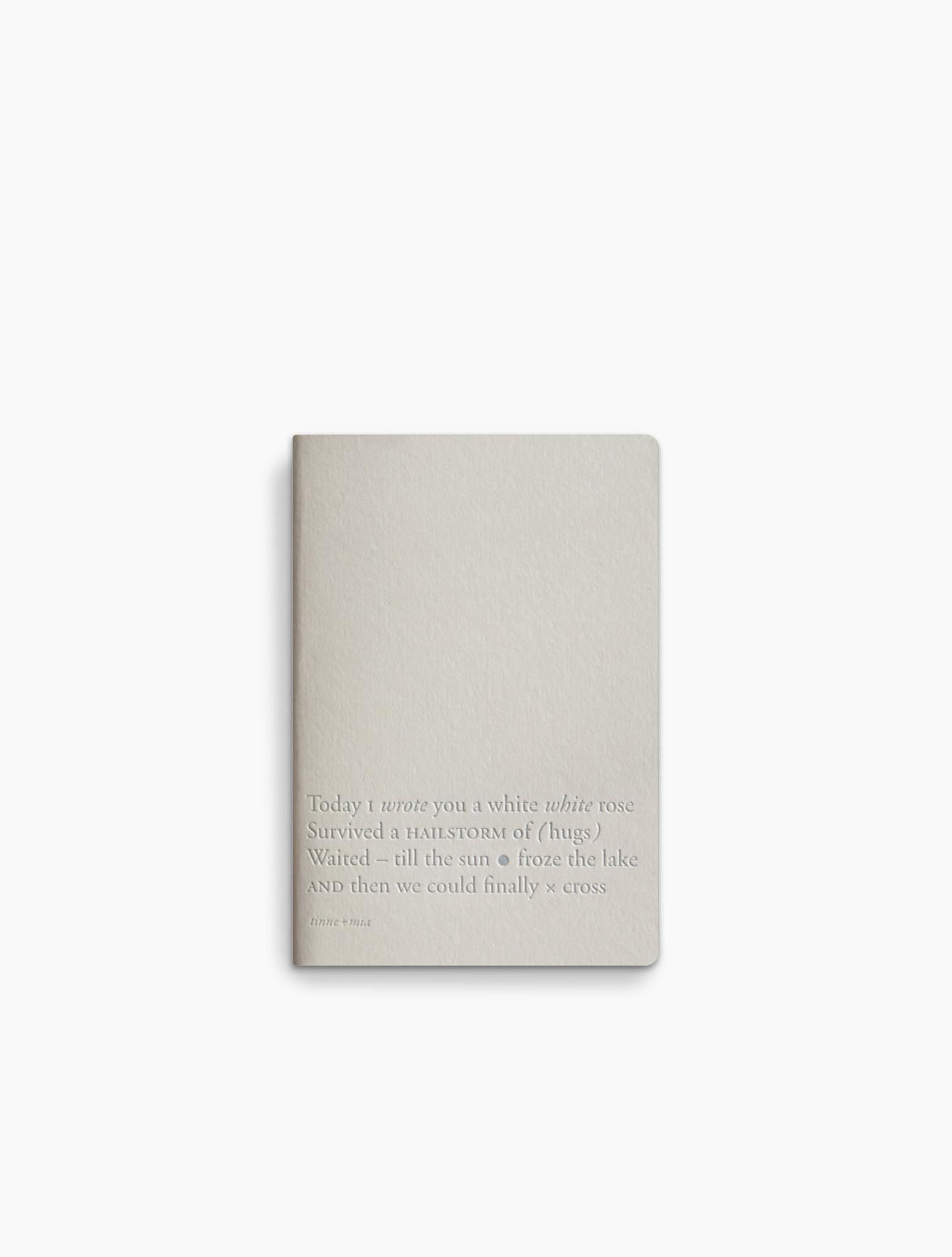 Note Booklet - Cloud Dancer-2