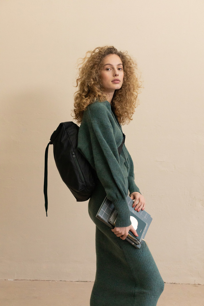 Cill Feel Good Laptop bag - Black