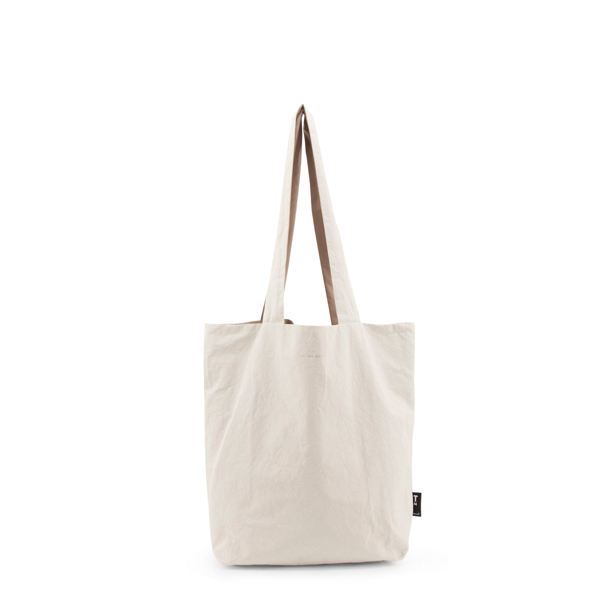 F.G. Tote Bag Tyvek - Off white-3