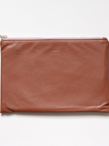 Feel Good Pouch - Light Brown