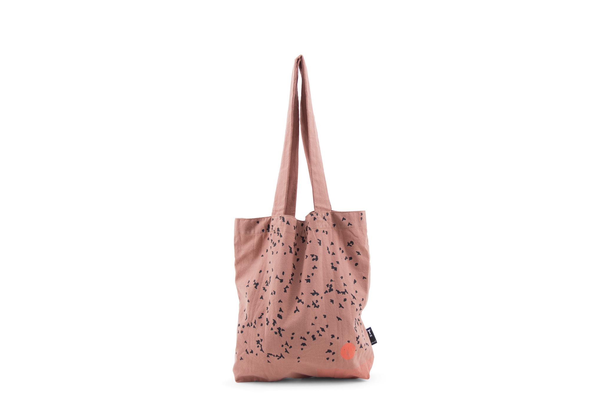 F.G. Tote Bag Linen - Autumn Swarm-2