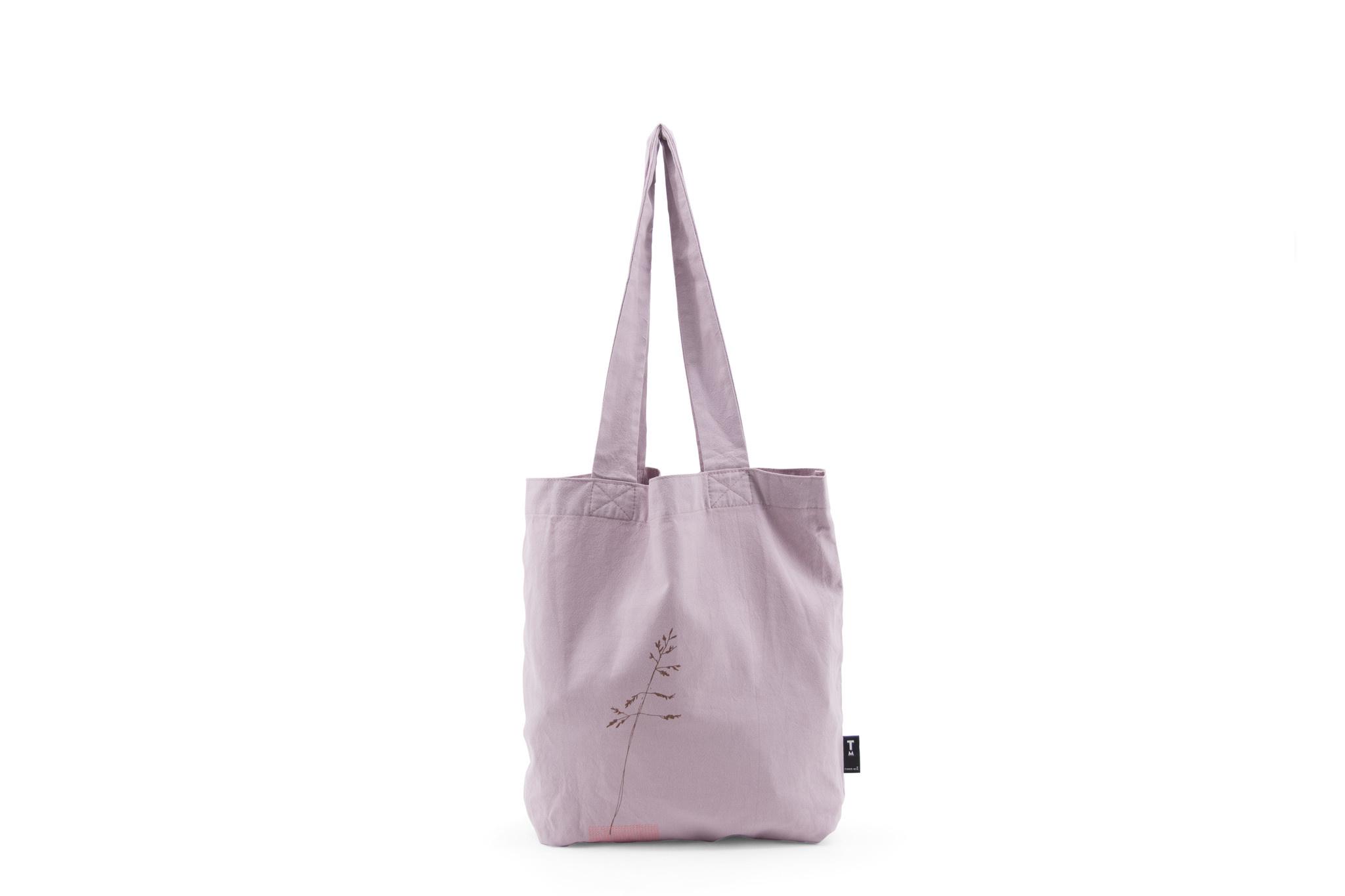 F.G. Tote Bag Linen - Orchid Hush-2