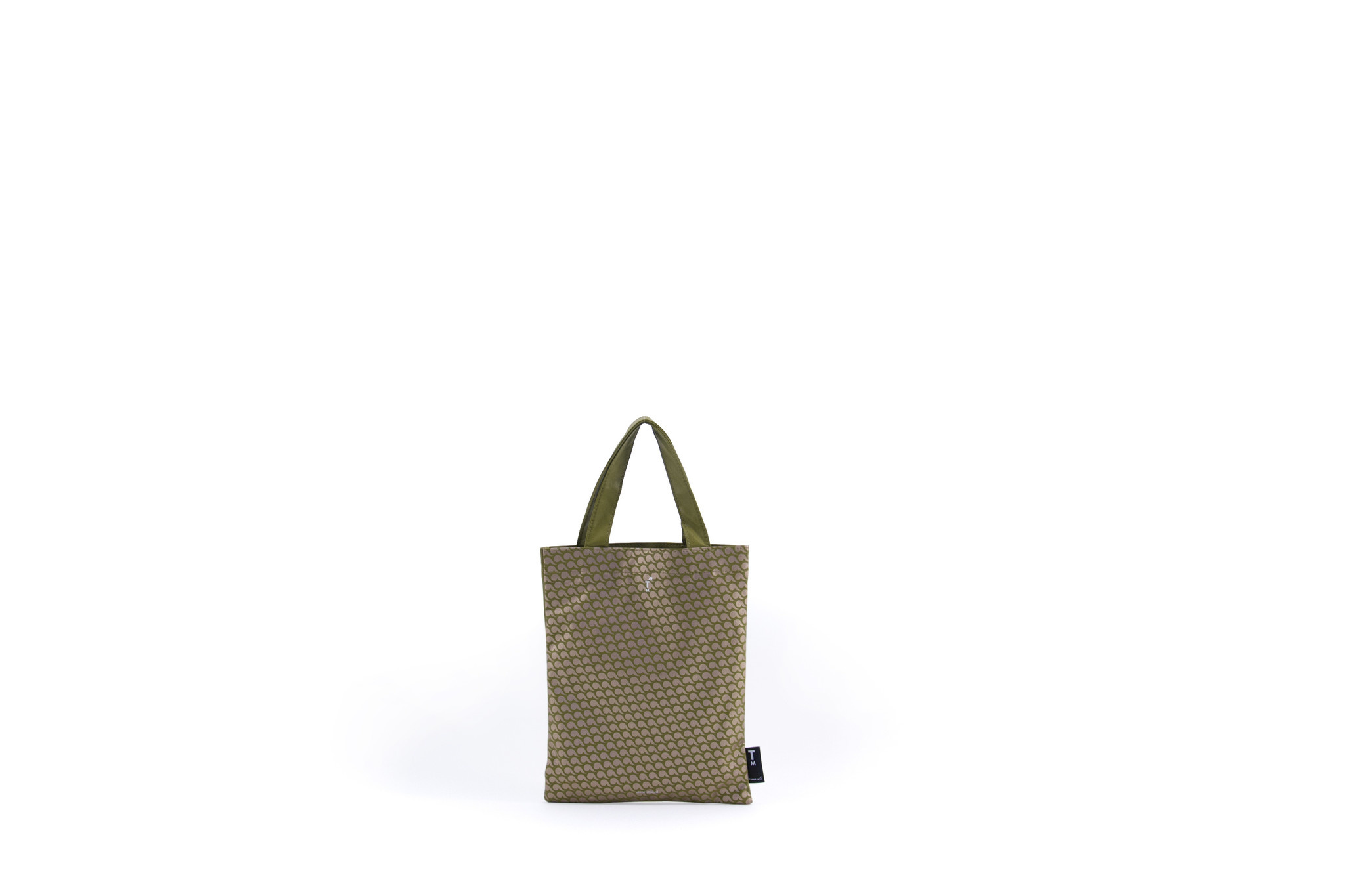Kids Tote Bag - Olive-2