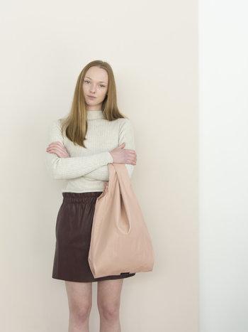 Marketbag - Pastel Pink
