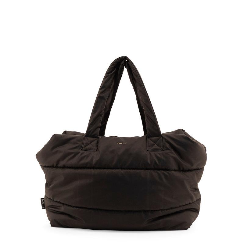 Camill Big Puffy Weekend Bag - Black