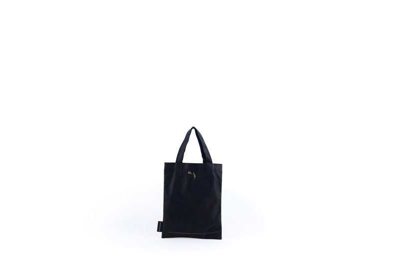Kids Tote Bag - Black