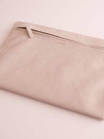 Clutch - Nude Pink