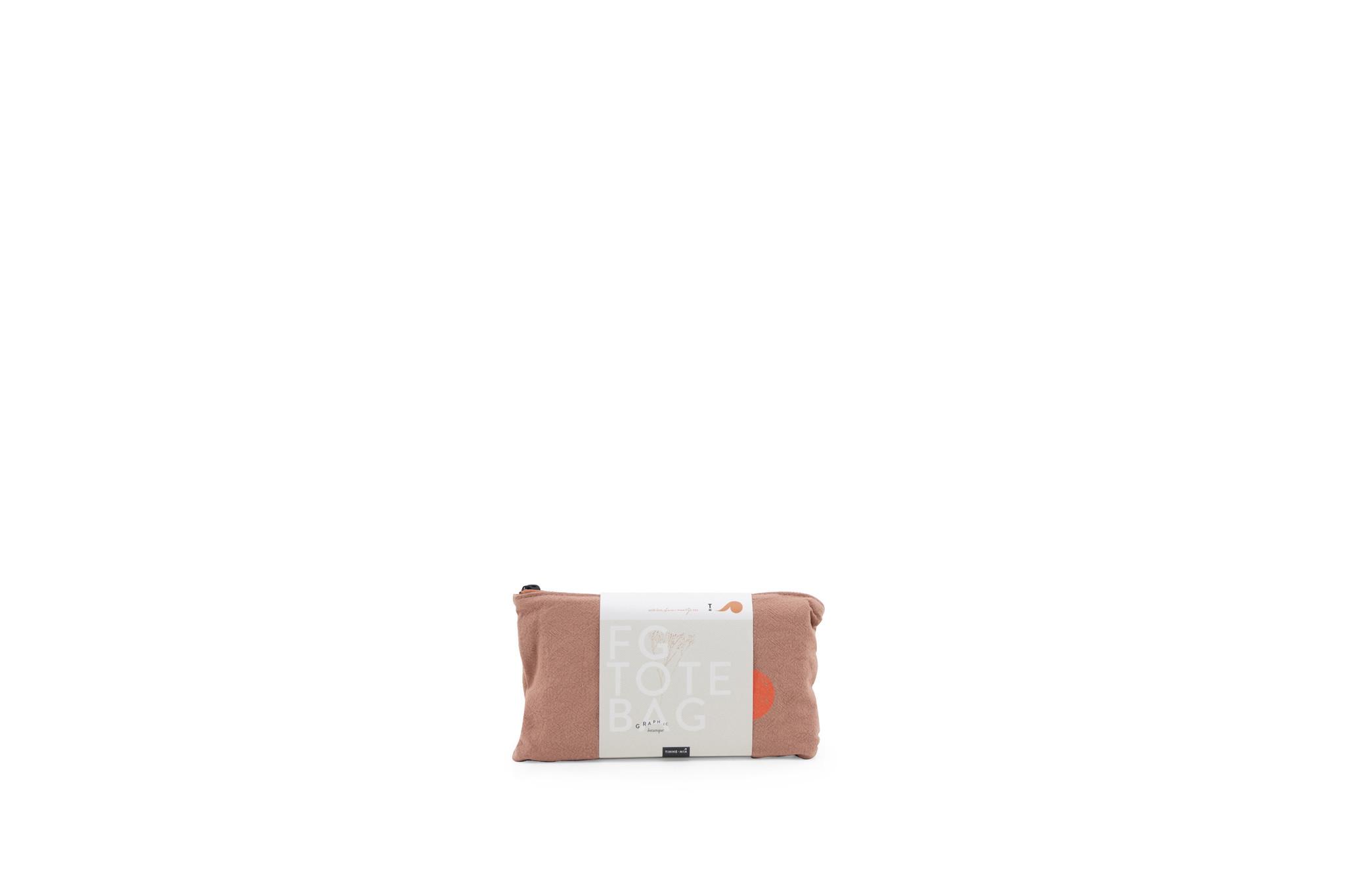 F.G. Tote Bag Linen - Autumn Swarm-4