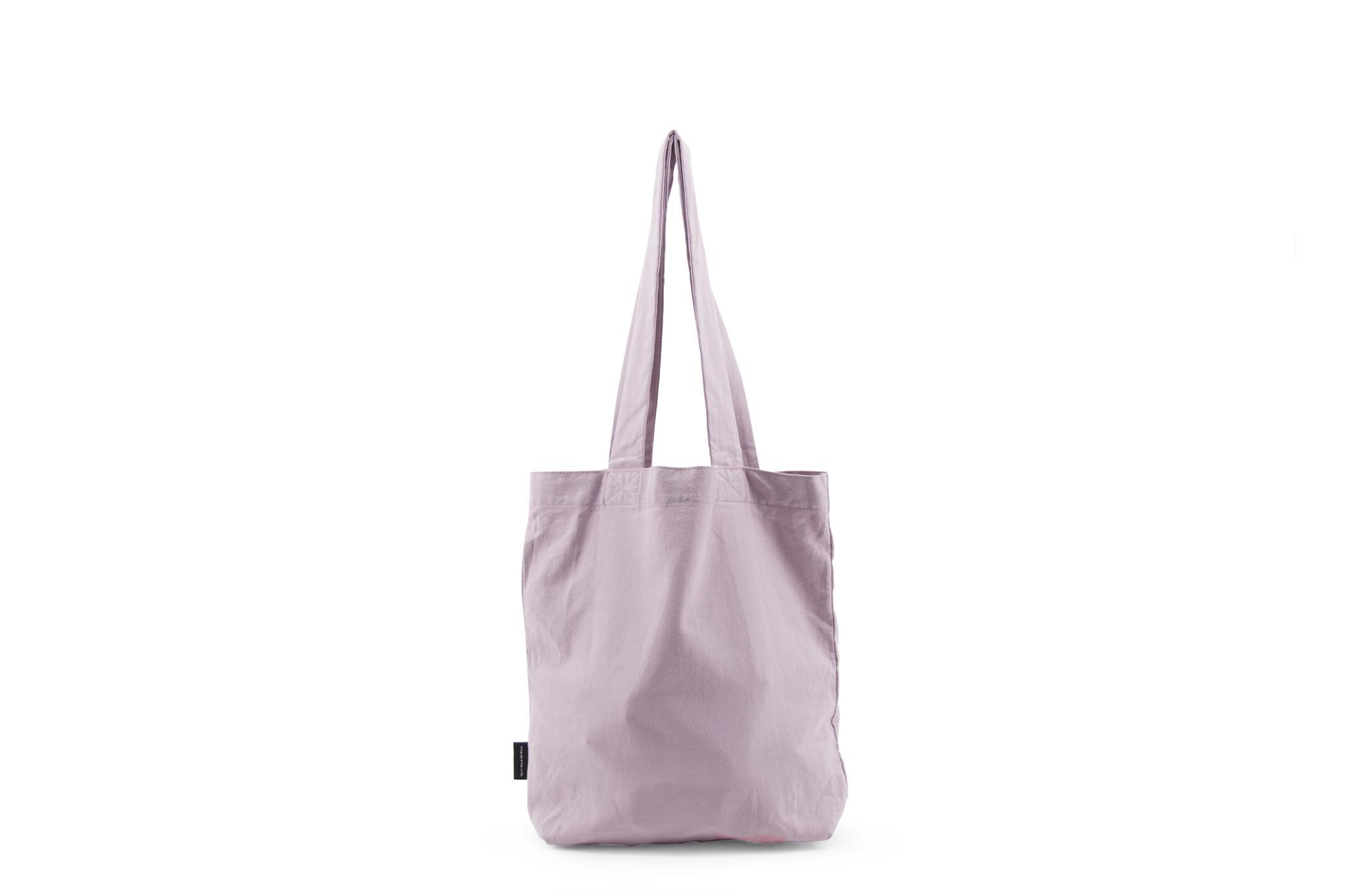 F.G. Tote Bag Linen - Orchid Hush-3