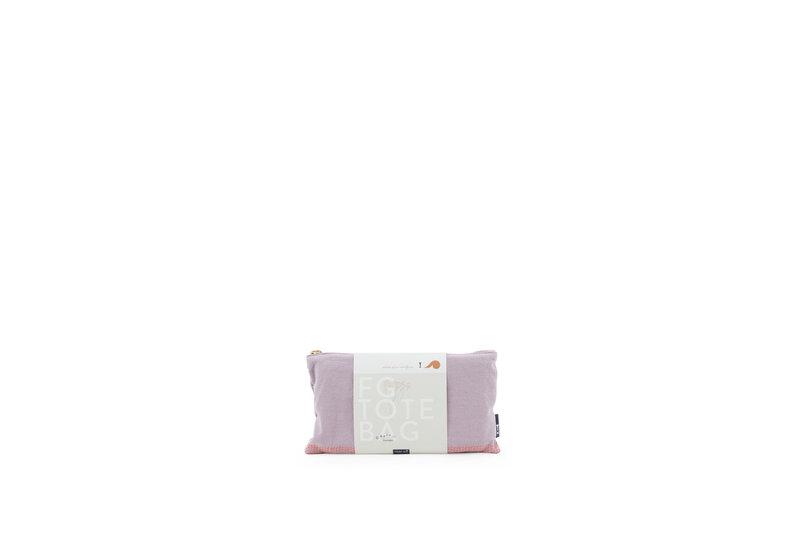 F.G. Tote Bag Linen - Orchid Hush