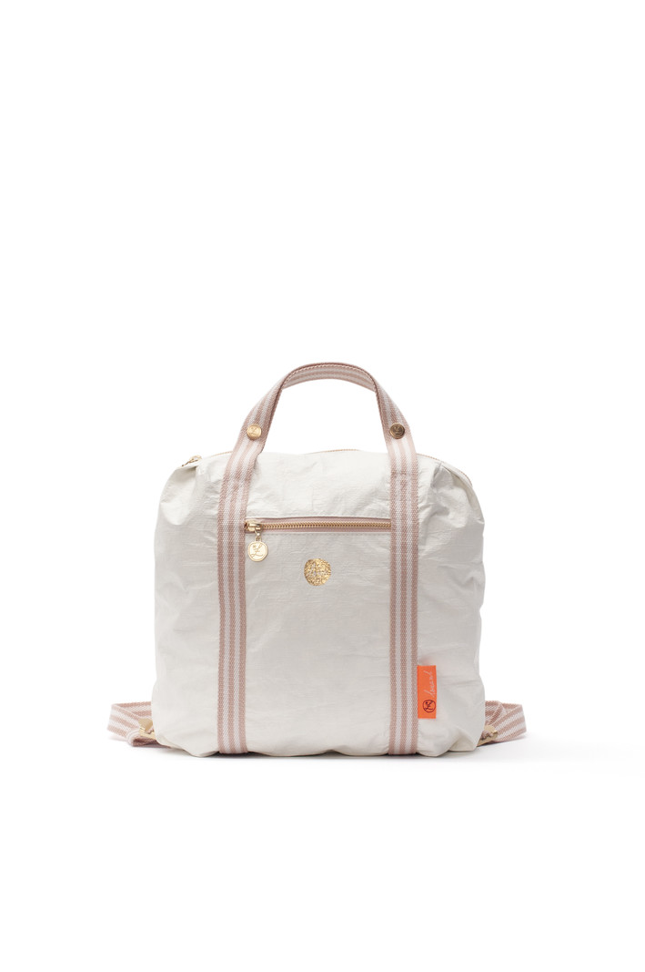 Loua Backpack - Blanc de Blanc