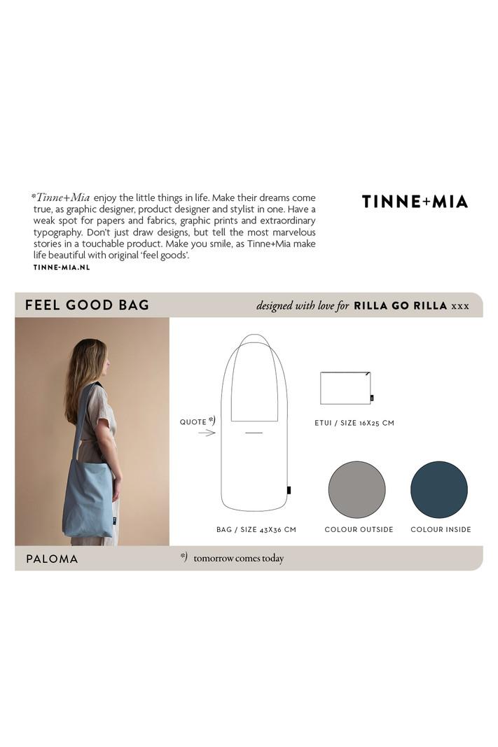 Feel Good Bag - Paloma | tomorrow comes today