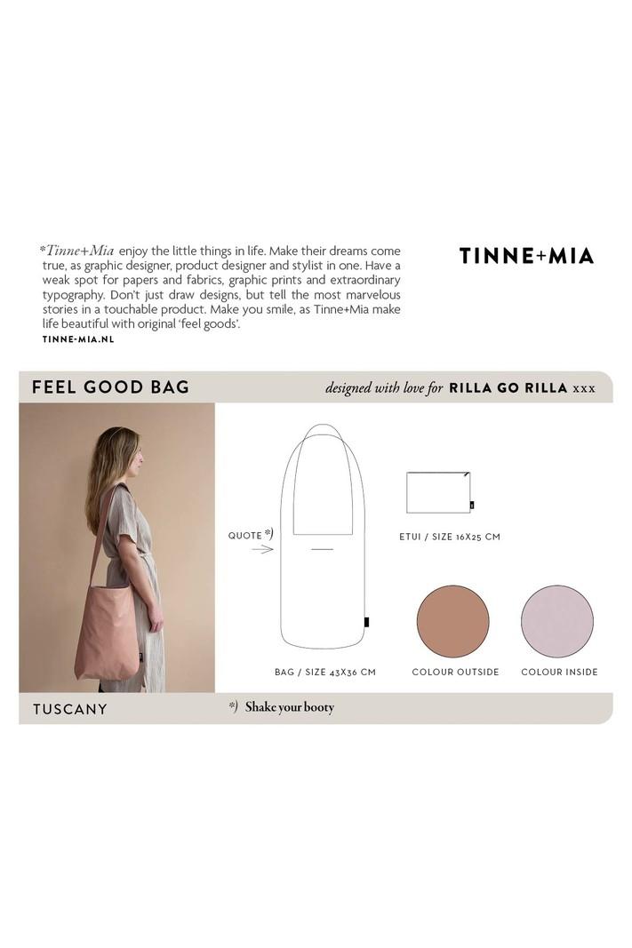 Feel Good Bag - Tuscany | shake your booty