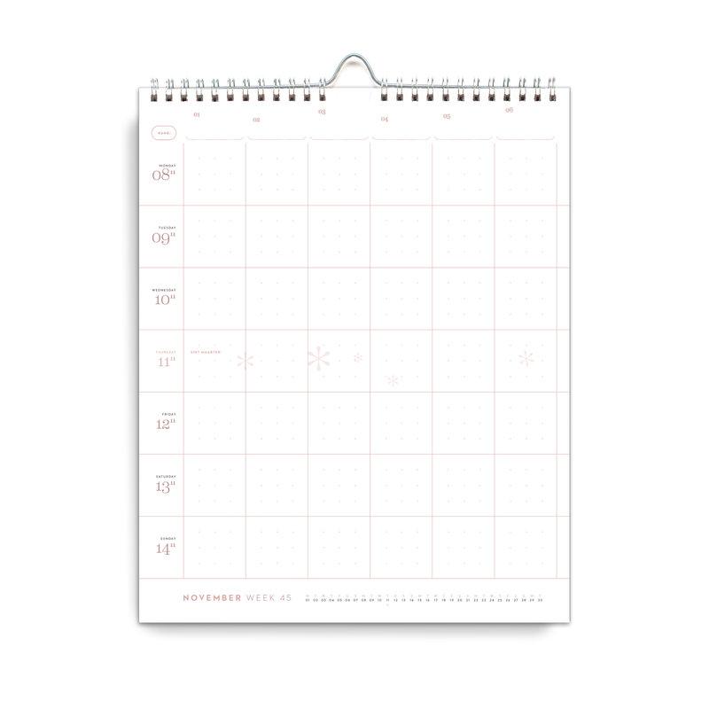 Family planner 2022 - Harvest Light