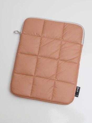 Puffy laptop Pouch - Sunburn