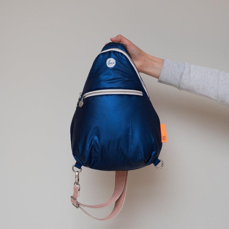 Loua - Drip Bag - Dazling Blue - Tyvek