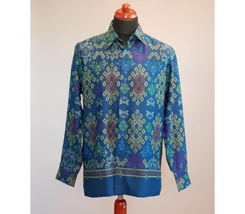 Batik overhemd