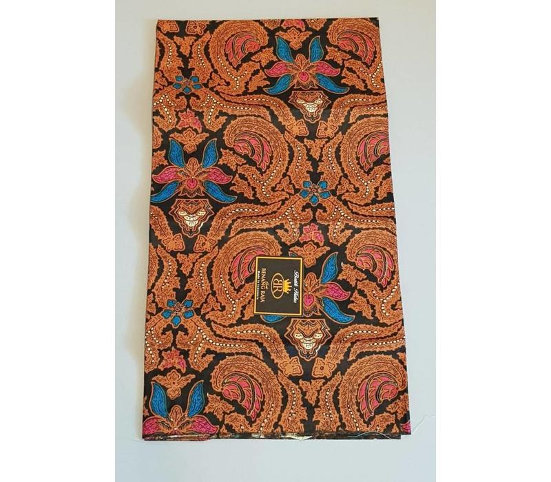 Batik stof 352