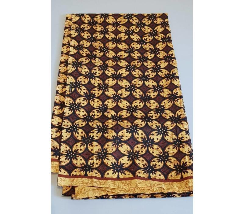 Batik stof 362