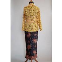 Kebaya Javaanse met bijpassende sarong