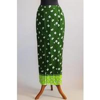Kebaya nyonya morgendauw met bijpassende sarong