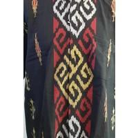 Lurik overhemd korte mouw 2981