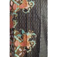 Batik overhemd korte mouw 3003