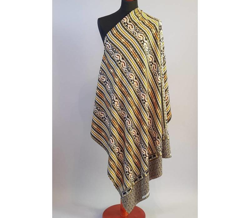 Batik stof 019-15
