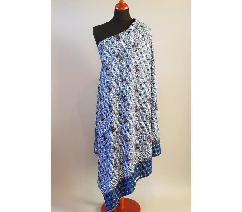 Batik stof 019-16