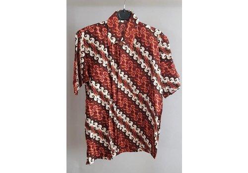 Kinder batik overhemd 0709-04