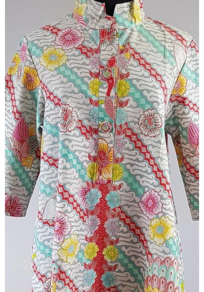 Batik tuniek 0410