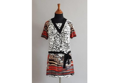 Batik tuniek abstract