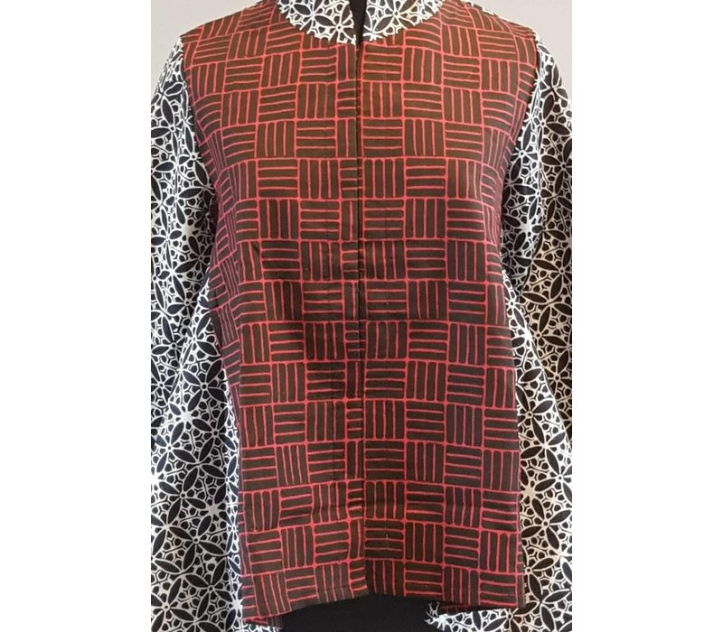 Ethnic blouse