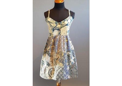Zomer batik jurk 02