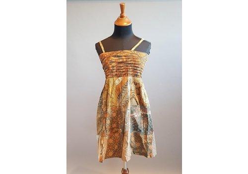 Zomer batik jurk 03