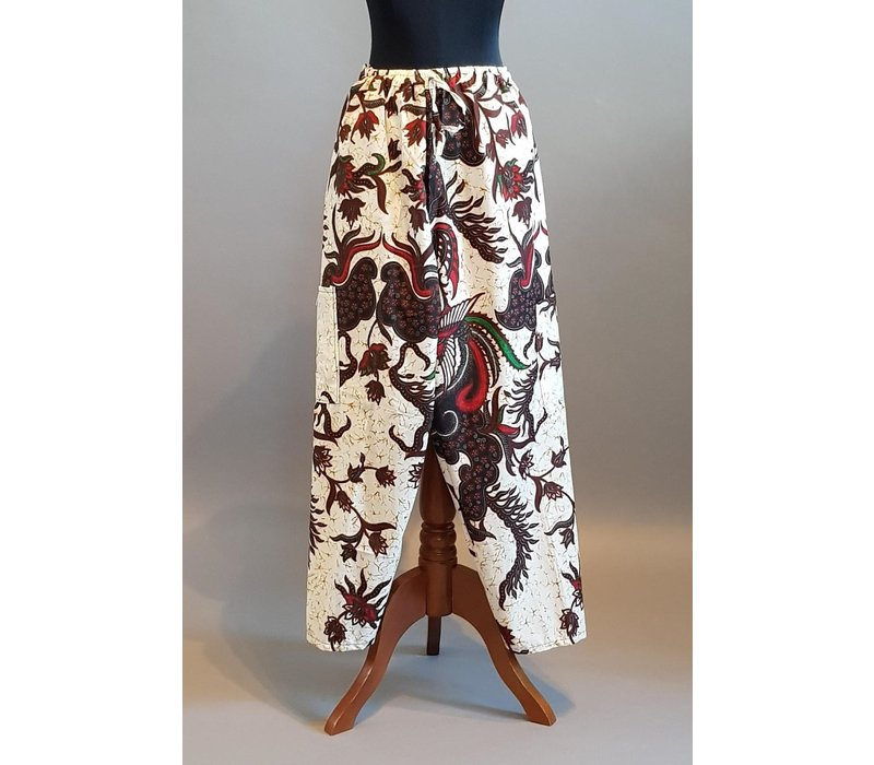 Zomer batik broek 06